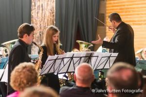 150104 Mieke en Thijs Nieuwjaarsconcert 1